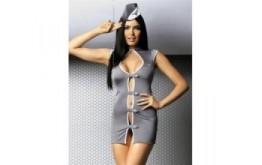 Sexy kostým Obsessive Stewardess