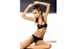 Plavky Obsessive Blackpearl bikini