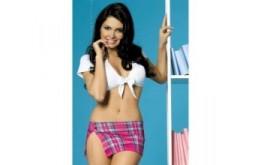 Sexy kostým Obsessive Juicy Schoolgirl